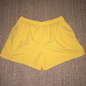 Lands End  men's swim trunks size XL